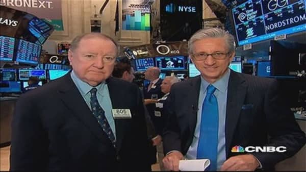 90 Seconds with Art Cashin: Still eyeing 10-year