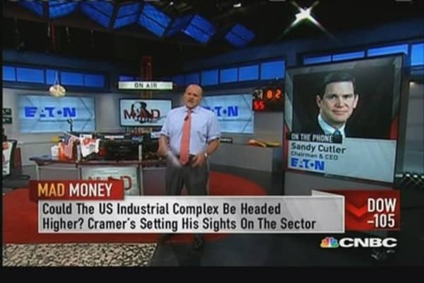 Eaton CEO: Very good news in our Q2 data