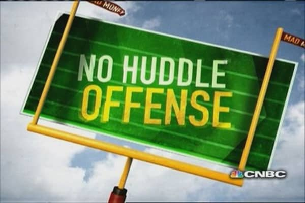 No Huddle Offense: Sizing up retail