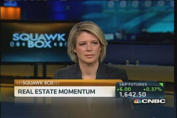 Real estate recovery vs. the Fed