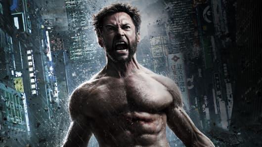Superhero in peril movies