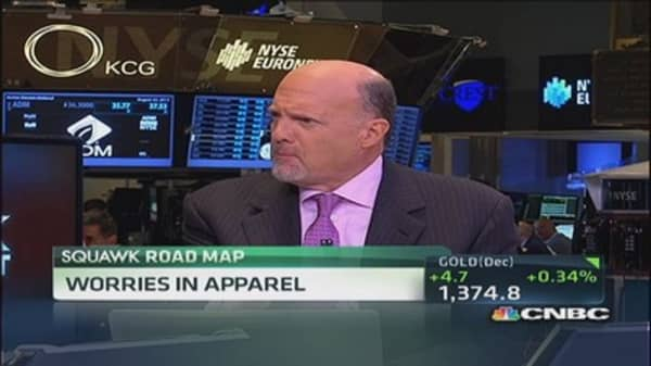 Cramer: I can't remember when retail was this bad