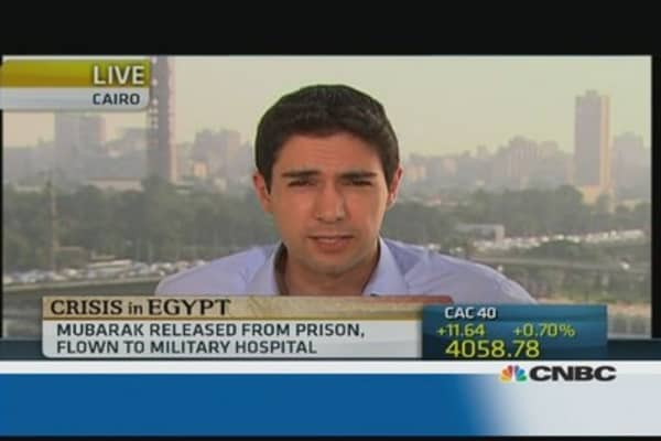 Egypt: is the 'counter-revolution' starting?