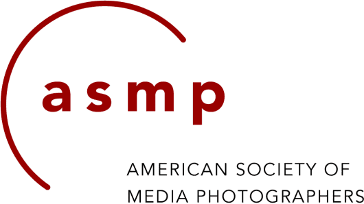 American Society of Media Photographers logo