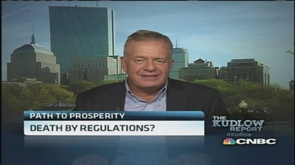 Death by regulations?