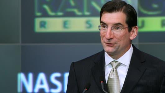 Robert Greifeld, President and CEO of Nasdaq