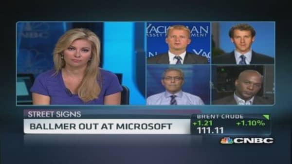 Microsoft beyond Steve Ballmer