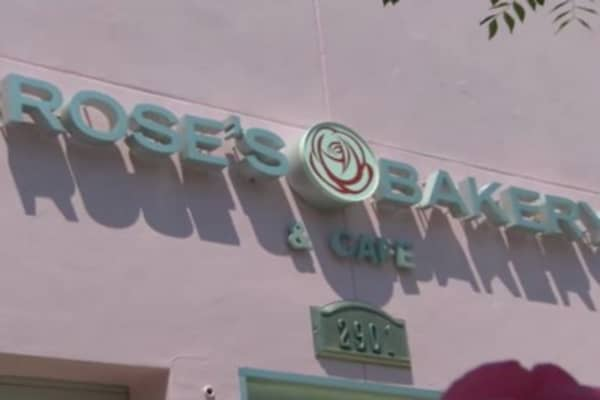 Local specialty bakery saved by investor