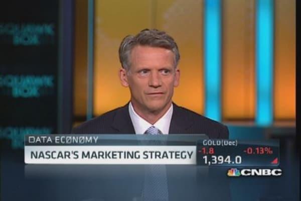NASCAR's new marketing strategy