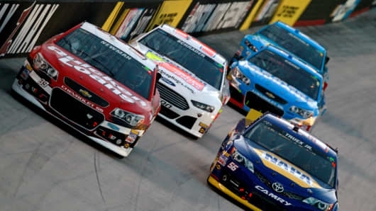 NASCAR Sprint Cup race on Saturday in Bristol, Tenn.