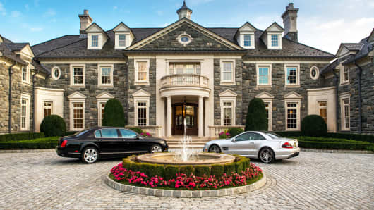 39 mansion tax 39 collection reaches record 259 million for Nyc mansions for sale