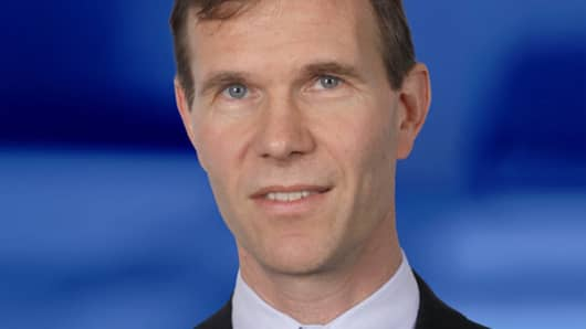 Pierre Wauthier, CFO of Zurich Insurance Group