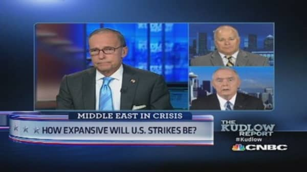 Will US try to oust Assad?