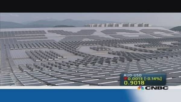 South Korea's push to go green
