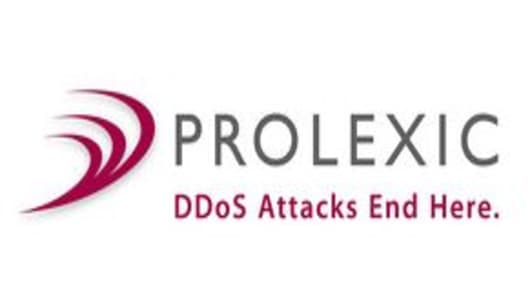 prolexic color logo
