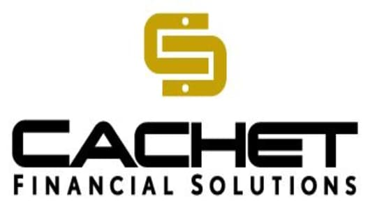 Cachet Financial Solutions logo