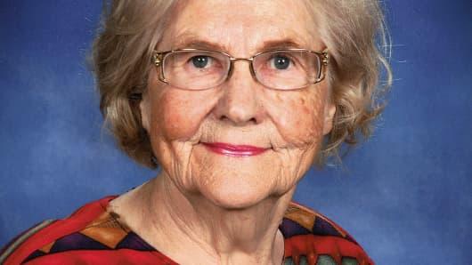 Marilyn Hagerty, newspaper columnist