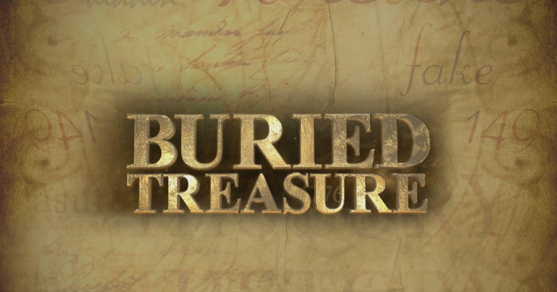 Buried treasure   Term paper - August 2019 - 1001 words