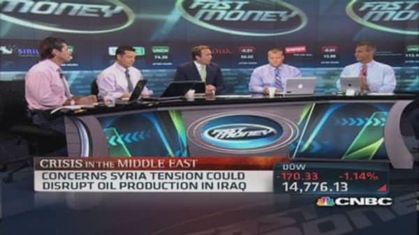 Trader sees just 'a kiss of taper' ahead