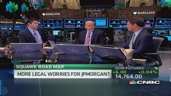 US Government seeks $6 billion from JP Morgan