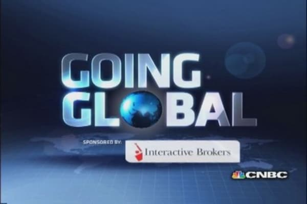 Going Global: China in focus
