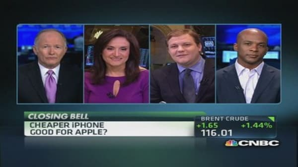 Cheaper iPhone: Good for Apple?