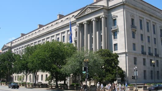 U.S. Department of Justice, Washington, D.C.