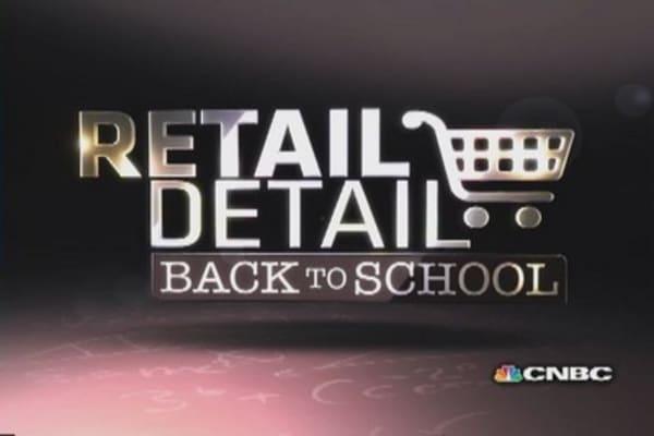 Retailers bear brunt of fickle teens buying habits