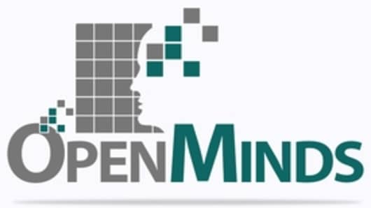 OPEN MINDS logo