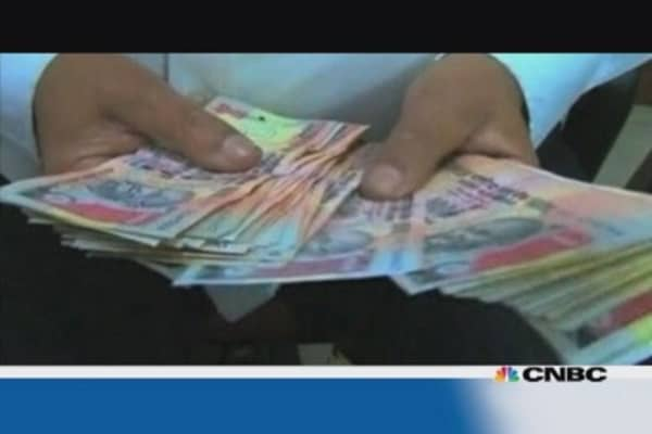 Rupee collapse: crisis or overreaction?