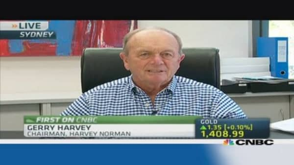 2013 a turning point for Harvey Norman: Chairman
