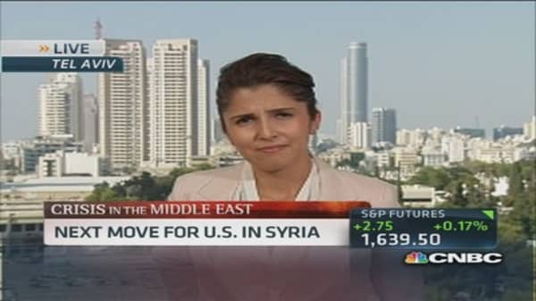 What's the next move for US in Syria?