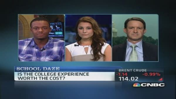 The college experience: Worth the cost?