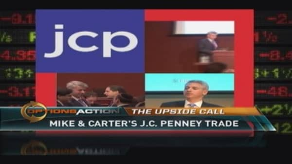 Can JC Penney be saved?