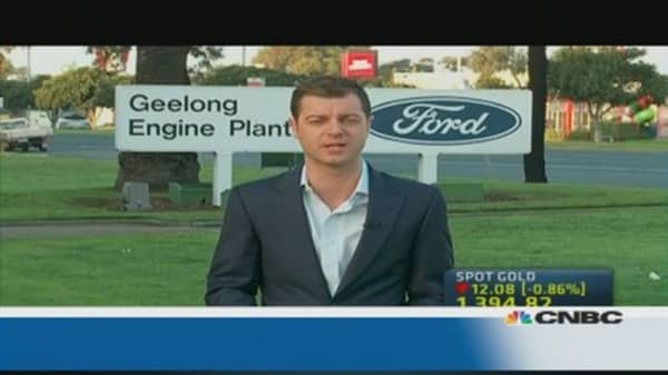 What does Ford's Australia exit mean for local production?
