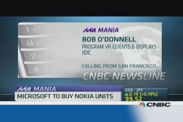 What does Microsoft-Nokia deal mean for tech?