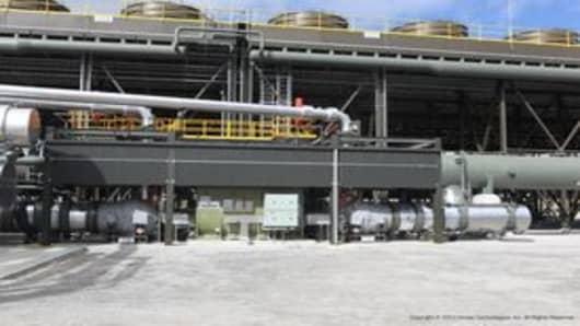 Ngatamariki Geothermal Plant
