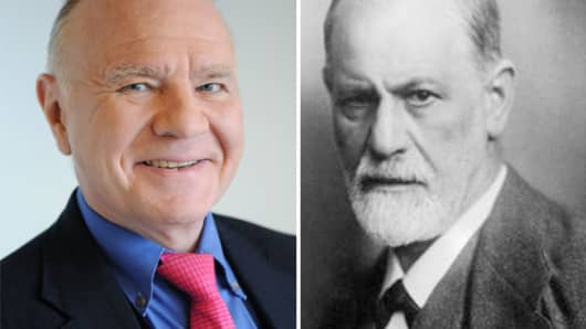 Marc Faber and Sigmund Freud