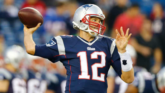 It's 'crap' you get worse with age: QB Tom Brady