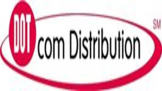 Dotcom Distribution Logo