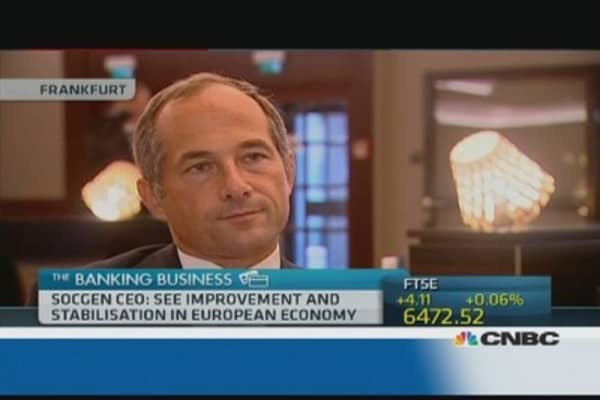 SocGen CEO: Europe still needs reforms