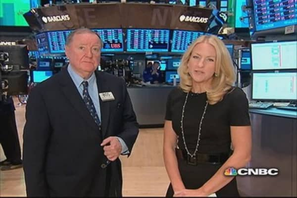 90 Seconds with Art Cashin: Bulls have to regroup