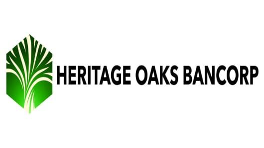 Heritage Oaks Bancorp Logo