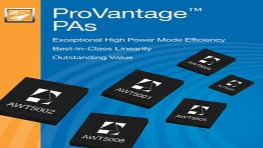 ANADIGICS ProVantage Power Amplifiers