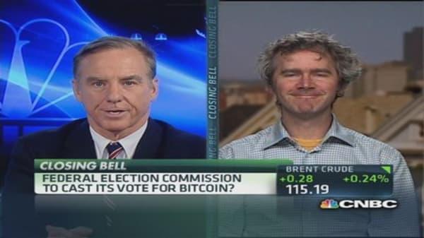 FEC to vote on Bitcoin?