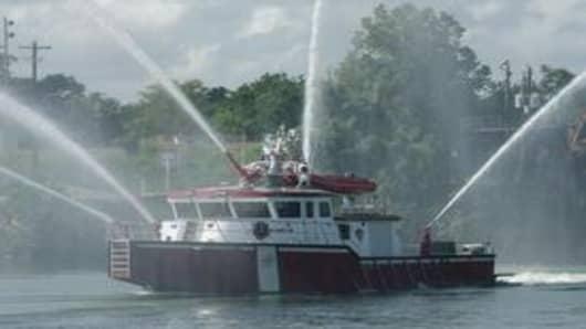Emergency Response Vessel