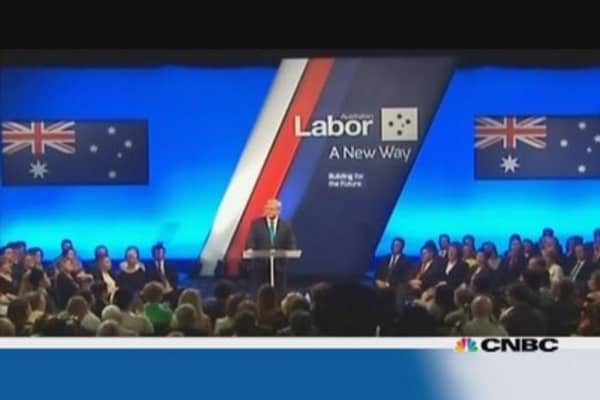 Australians countdown to election