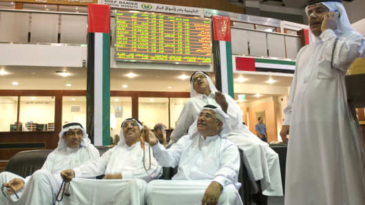 DUBAI ABU DHABI BAILOUT