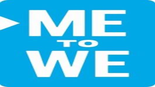Me to We Logo