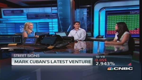 Mark Cuban's latest venture